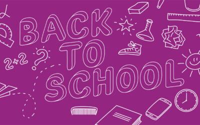 Opstart nieuwe schooljaar 2021 – 2022